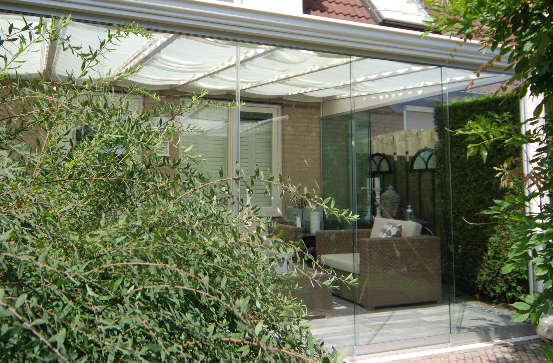 Tuinkamerhoorn te hoorn is onderdeel van veranda medemblik en veranda middenmeer en dealer van - Uitbreiding veranda ...